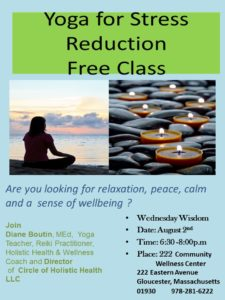 Yoga for Stress Reduction